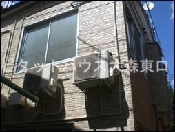 1R・大井町 徒歩8分・2階以上の物件・フローリングの賃貸