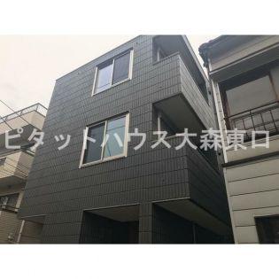 東京都品川区東品川1丁目の賃貸マンション