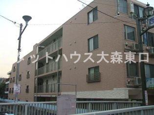1R・立会川 徒歩2分・インターネット対応・2階以上の物件の賃貸