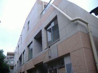 アイディ西馬込[3階]の外観