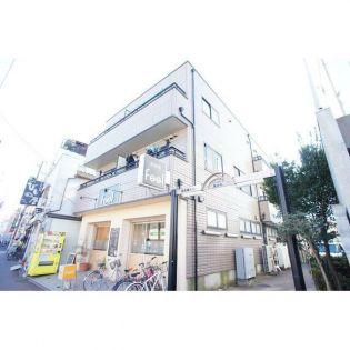 東京都大田区鵜の木2丁目の賃貸マンション