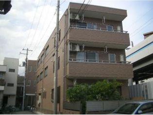 東京都大田区大森西3丁目の賃貸マンション