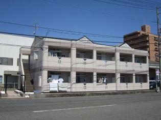 岡山県岡山市北区東古松南町の賃貸アパート