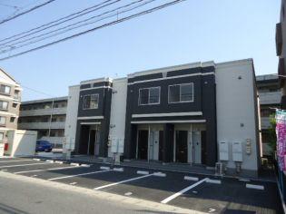 岡山県岡山市北区青江4丁目の賃貸アパート
