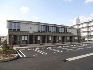 岡山県岡山市東区河本町の賃貸アパート