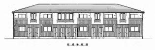 岡山県高梁市本町の賃貸アパート