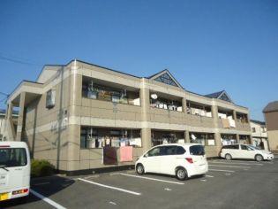 岡山県岡山市東区中川町の賃貸アパート
