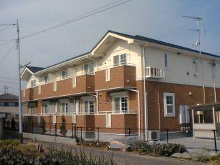 岡山県岡山市中区神下の賃貸アパート
