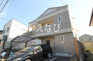 1K・東岡山 徒歩5分・即入居可・バス・トイレ別の賃貸