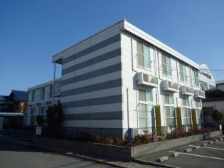 NEW TAKAHAMA[206号室]の外観