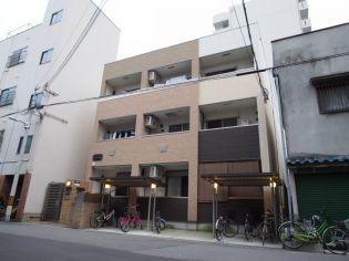 大阪府大阪市浪速区敷津西1丁目の賃貸アパートの画像