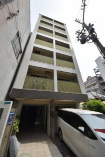 アンペルシュ 7階の賃貸【大阪府 / 大阪市浪速区】