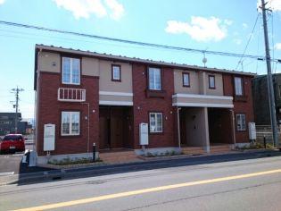 長野県長野市丹波島2丁目の賃貸アパート
