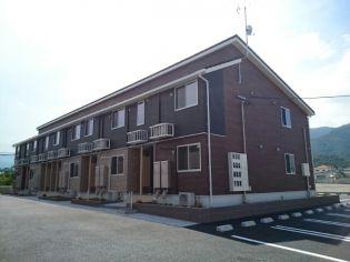 長野県須坂市大字米持の賃貸アパート