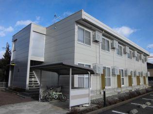長野県長野市大字稲葉の賃貸アパート