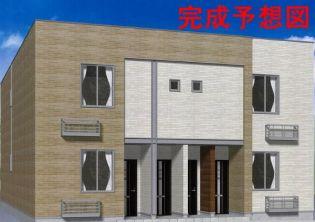 長野県長野市大字富竹の賃貸アパート