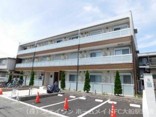 神奈川県鎌倉市岩瀬1丁目の賃貸マンション