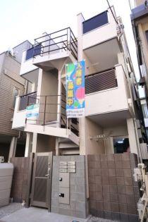 東京都北区豊島1丁目の賃貸アパート