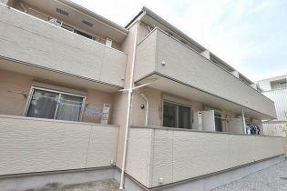 東京都北区中十条4丁目の賃貸アパートの外観