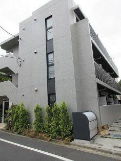 東京都目黒区平町2丁目の賃貸マンション