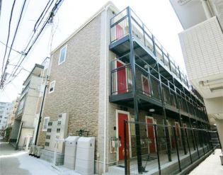 ハーミットクラブハウスルミエール大口 3階の賃貸【神奈川県 / 横浜市神奈川区】