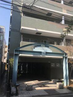 フォレストコート 3階の賃貸【東京都 / 目黒区】
