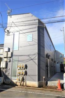 東京都杉並区松庵2丁目の賃貸アパート