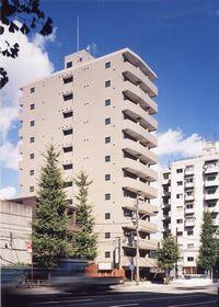 メゾン・ド・ヴィレ 高輪 9階の賃貸【東京都 / 港区】