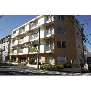 メゾン・ド・グリシーヌ 4階の賃貸【東京都 / 渋谷区】