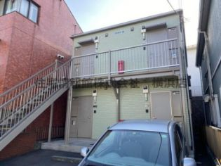 1K・反町 徒歩7分・最上階の物件・即入居可の賃貸