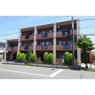 東京都町田市真光寺3丁目の賃貸マンションの外観