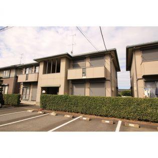 茨城県つくばみらい市谷井田の賃貸アパート