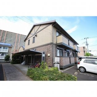 茨城県つくばみらい市陽光台3丁目の賃貸アパート