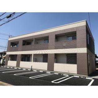 茨城県稲敷郡阿見町中央2丁目の賃貸アパート