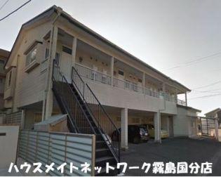 猿橋アパート[206号室]