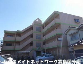 クレインポート 4階の賃貸【鹿児島県 / 霧島市】