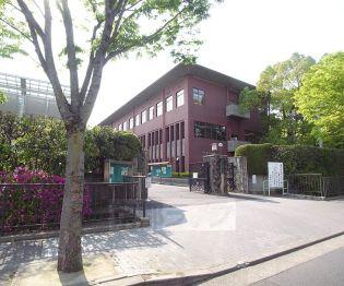 京都府京都市北区上賀茂桜井町の賃貸マンションの外観