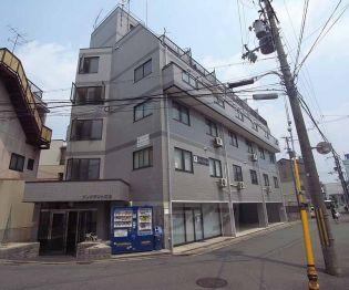 プレジデント河合 5階の賃貸【京都府 / 京都市南区】