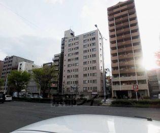 グランドパレス堀川 4階の賃貸【京都府 / 京都市下京区】
