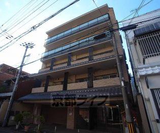 京都府京都市東山区上柳町の賃貸マンション