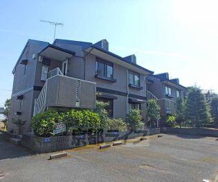 京都府京都市北区西賀茂山ノ森町の賃貸アパート