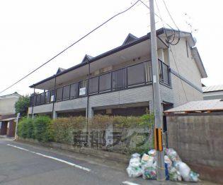 京都府京都市北区上賀茂梅ケ辻町の賃貸アパート