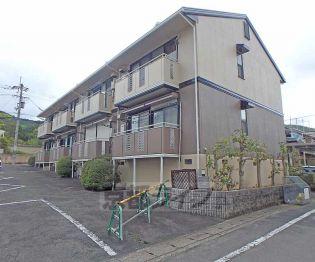京都府京都市北区西賀茂北今原町の賃貸アパート