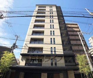 京都府京都市中京区式阿弥町の賃貸マンション