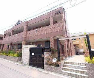 京都府木津川市梅美台の賃貸アパート