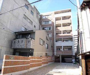 京都府京都市上京区西町の賃貸マンション