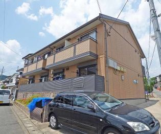 京都府京都市北区上賀茂中山町の賃貸アパート