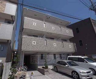 京都府京都市中京区西ノ京南大炊御門町の賃貸マンション
