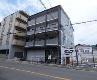 京都府京都市北区平野上柳町の賃貸マンション