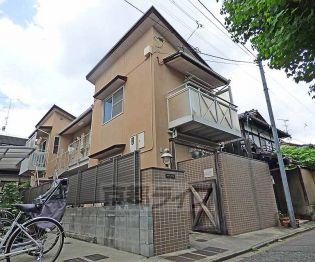 京都府京都市北区小山板倉町の賃貸アパート